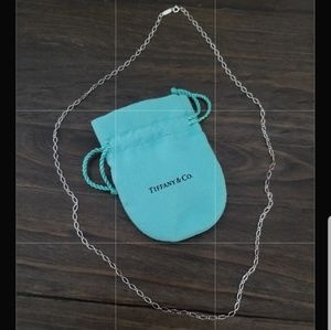 NWOT Tiffany & Co. oval link chain